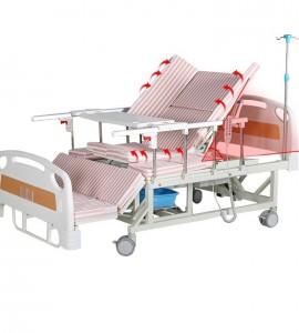 [TG-BD06] Giường bệnh 11 chức năng điều khiển bằng điện có pin tích điện