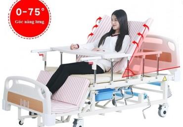 [Top 10] giường bệnh nhân có bô vệ sinh tốt nhất cho bệnh nhân liệt